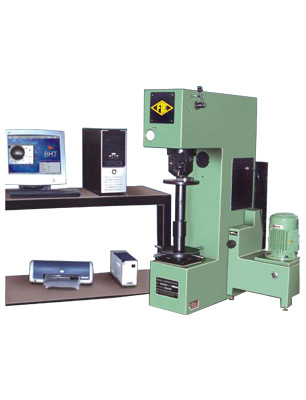 Computerised Brinell Hardness Tester (Model - B 3000 PC)