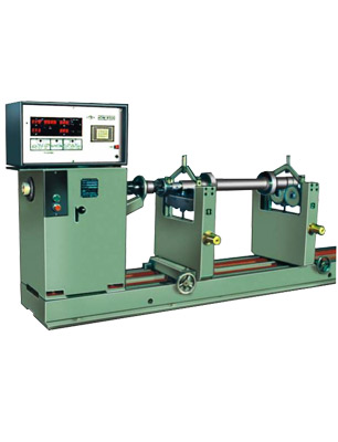 Dynamic Balancing Machines with Microprocessor Based Measuring Panel ( Hard Bearing Model - HDM )