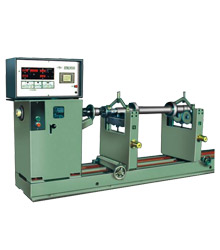 Dynamic Balancing Machines with Microprocessor Based Measuring Panel