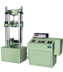 Electronic Universal Testing Machines - Model : UTE
