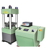 Electronic Four Column Compression Testing Machines [ CTE 200 & 300 4C ]